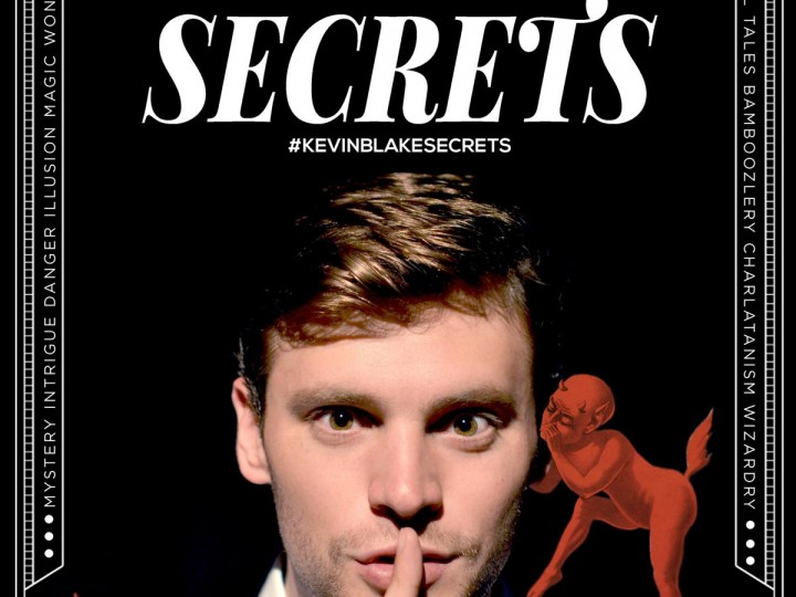 Announcing 'Secrets: A Magical Mystery Show'