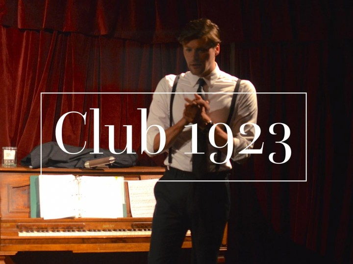 Kevin Blake Residency at San Francisco's Club 1923